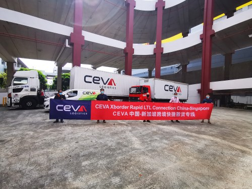 CEVA Logistics extends rapid LTL service to Southeast Asia