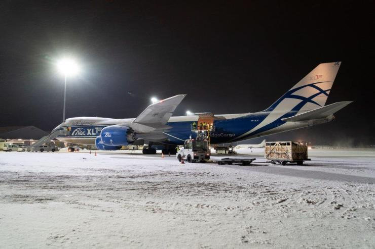 AirBridgeCargo keeps on supporting AVI programmes out of Europe