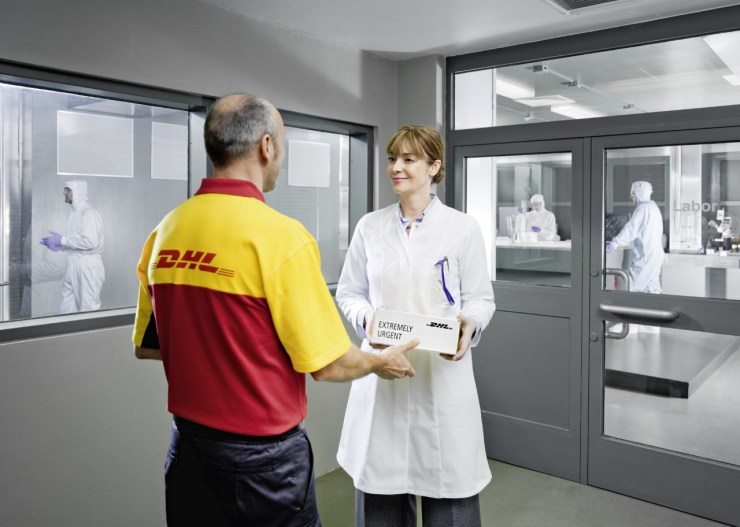 DHL air freight station in Singapore successfully renews IATA CEIV Pharma certification