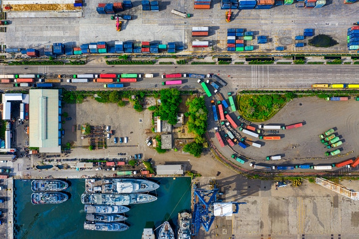 top Asian countries for cargo theft