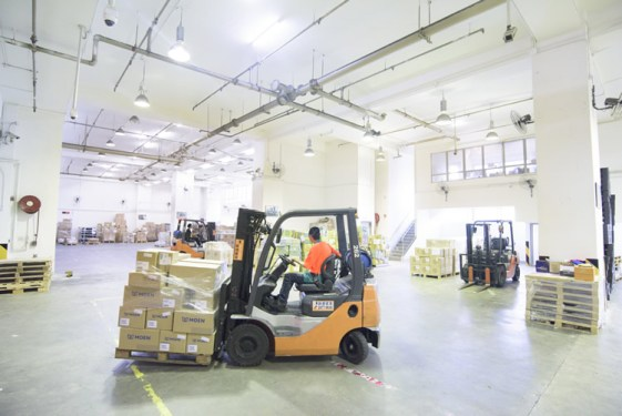 SUN Logistics launches warehouse for air cargo screening
