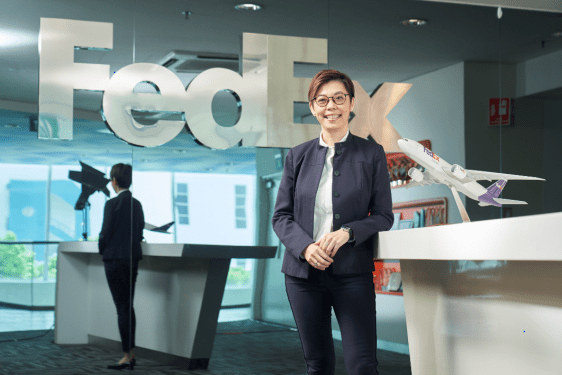 FedEx appoints Audrey Cheong as new Southeast Asia VP