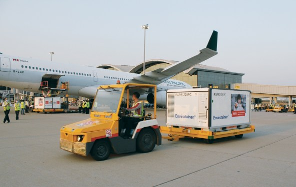 Cathay Pacific reaches milestone in vaccine delivery