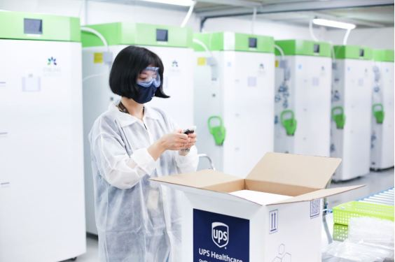 UPS ramps up cold storage capabilities in Singapore