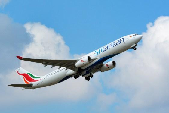 NAS, Sri Lankan Airlines deliver fish maw to Hong Kong