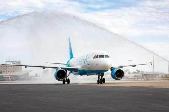 ST Engineering to lease five A321P2Fs to GlobalX