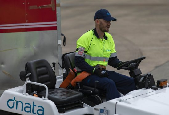 dnata expands cargo facility at Sydney Airport