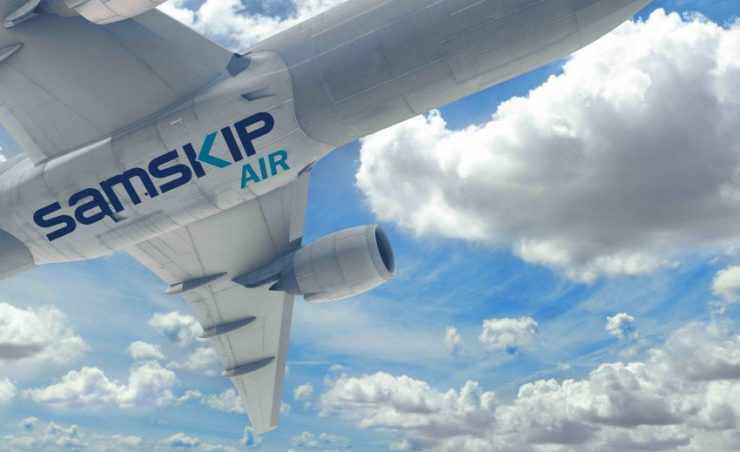 Samskip extends its one-stop global logistics shop with the launch of Samskip Air