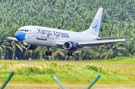 Malaysia's newest cargo airline starts scheduled charters