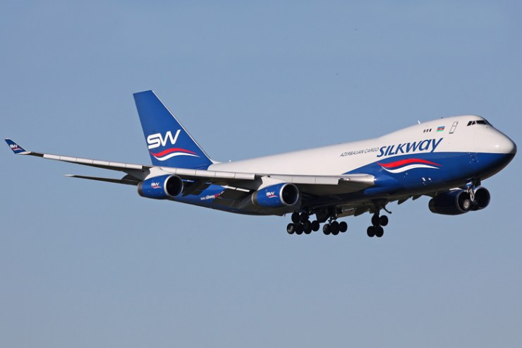 Silk Way West Airlines expands its coverage in India