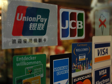 unionpay visa payment methods