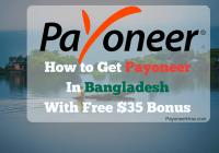 How to get Payoneer In Bangladesh