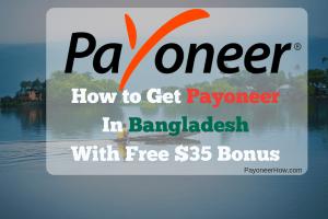 How to get Payoneer Card In Bangladesh
