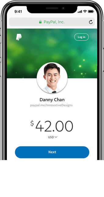 PayPal.Me個性化跨境收款鏈接 獨有身份實時交易 - PayPal中國