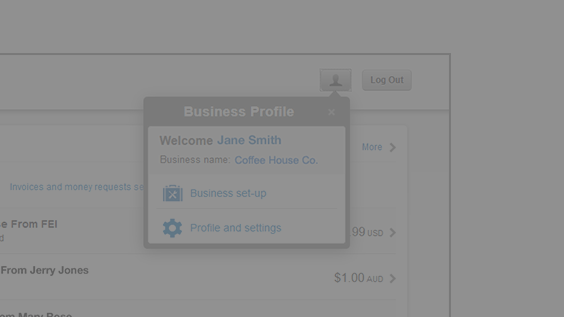 How to set up and start using your PayPal Business account