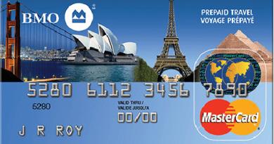 BMO Card
