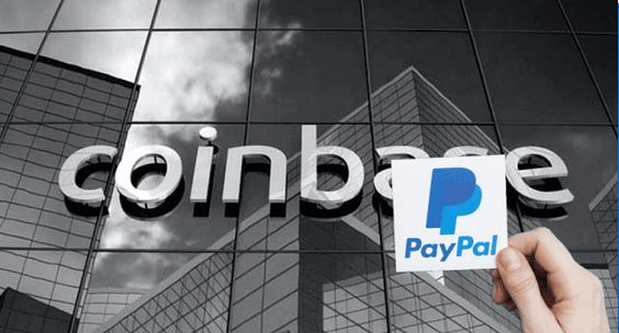 How to link Paypal with Coinbase