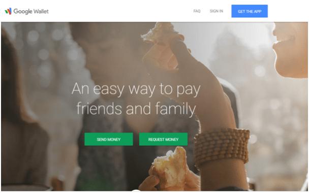 Google Wallet Canada