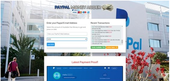 How to avoid Paypal spam