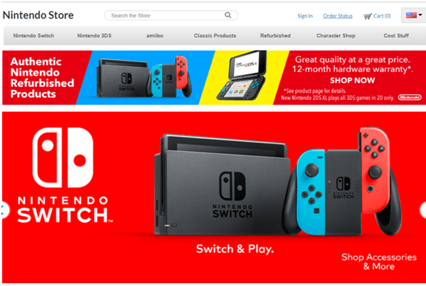 How to set up your paypal to buy Nintendo games online
