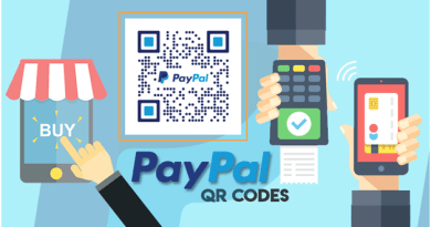 What is QR Code Payments introduced by Paypal?
