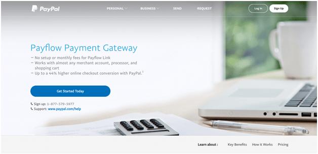 Payflow Payment Gateway Paypal