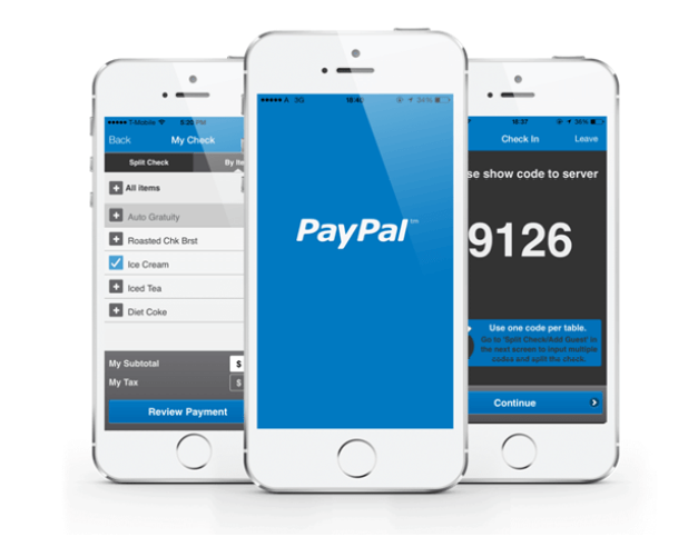 what are the five reasons suggested by paypal canada so as to use mobi