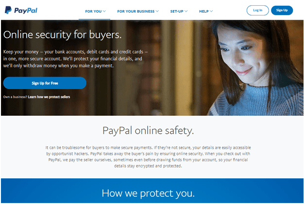 How to protect yourself from online fraud when using PayPal?