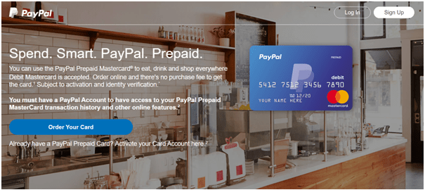 Which of the PayPal Cards are best to use for shopping online?