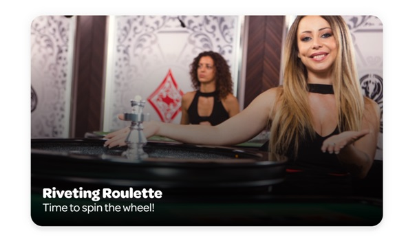 Spin Casino To play European Roulette
