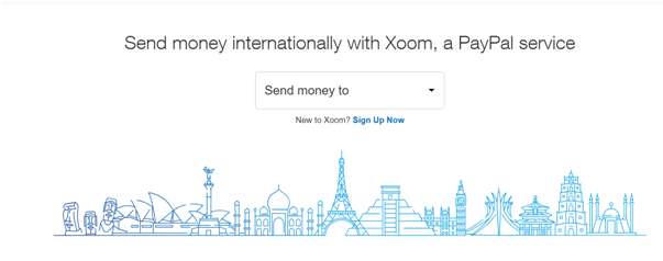 Xoom Canada- How to send money