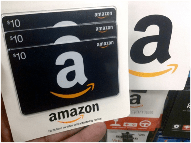 Buy Amazon Gift Cards With PayPal