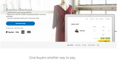 What is PayPal Checkout and Express Checkout?