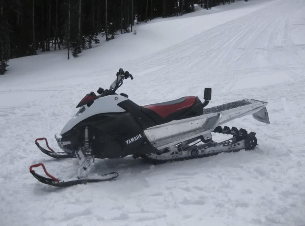 Download Yamaha Snowmobile Repair Manual
