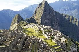Le site de Cuzco au pérou