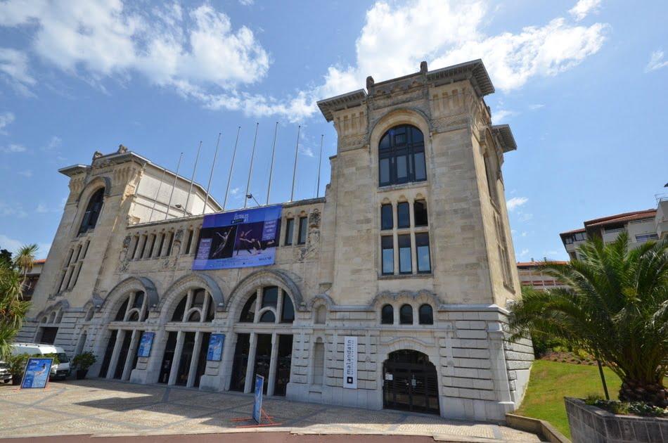 La_gare_du_midi_Biarritz