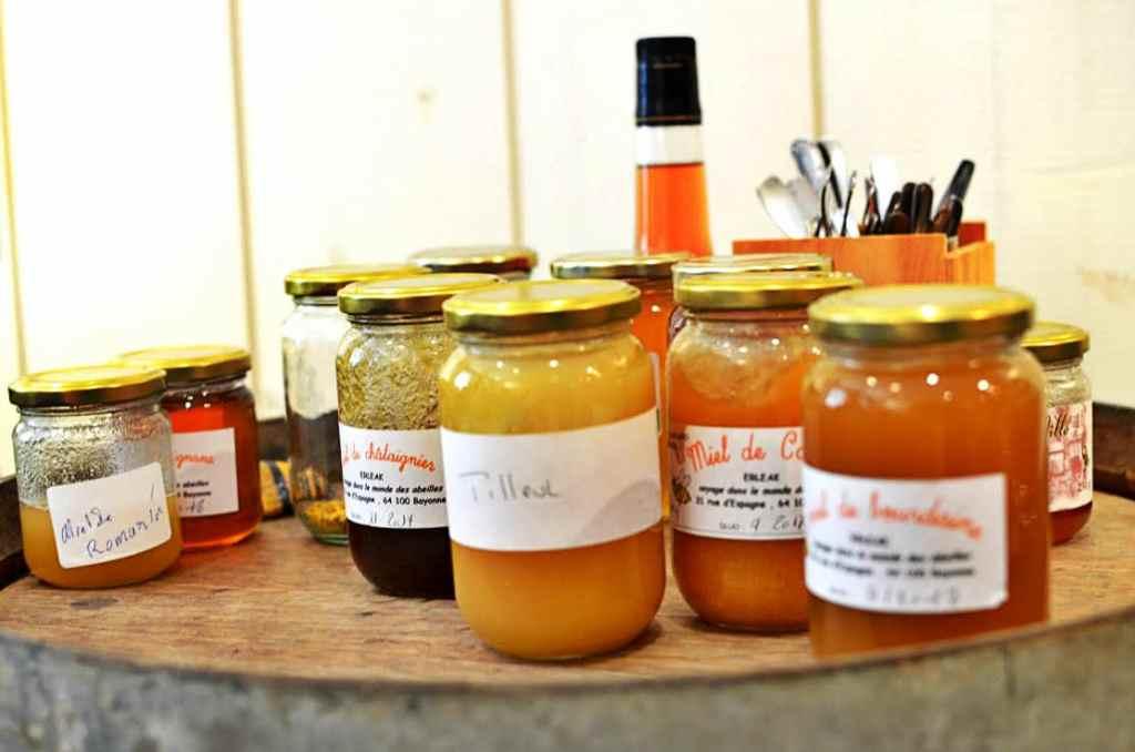 erleak-bayonne-paysbasque-miel
