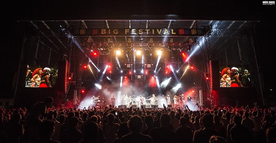 BIG Live © Nicolas Gaudin