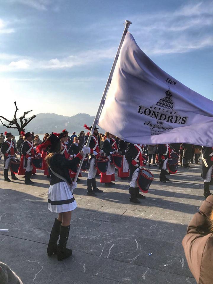 Tamborrada-Donosti-Hotel-Londres-pays-basque