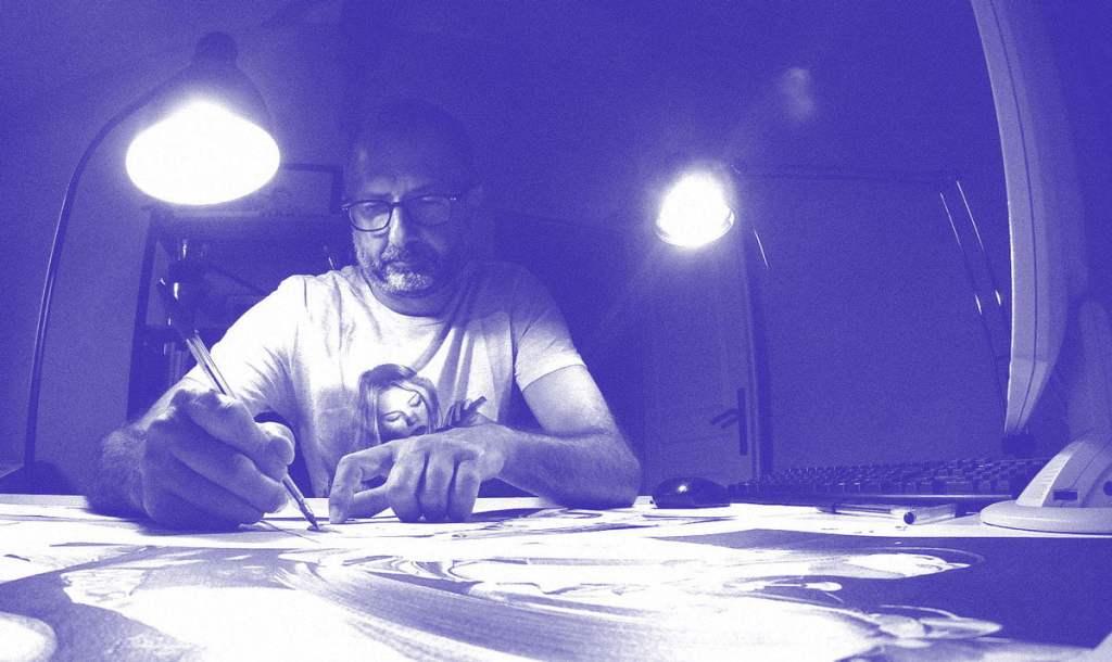 Thierry Sanchez Maître Bic