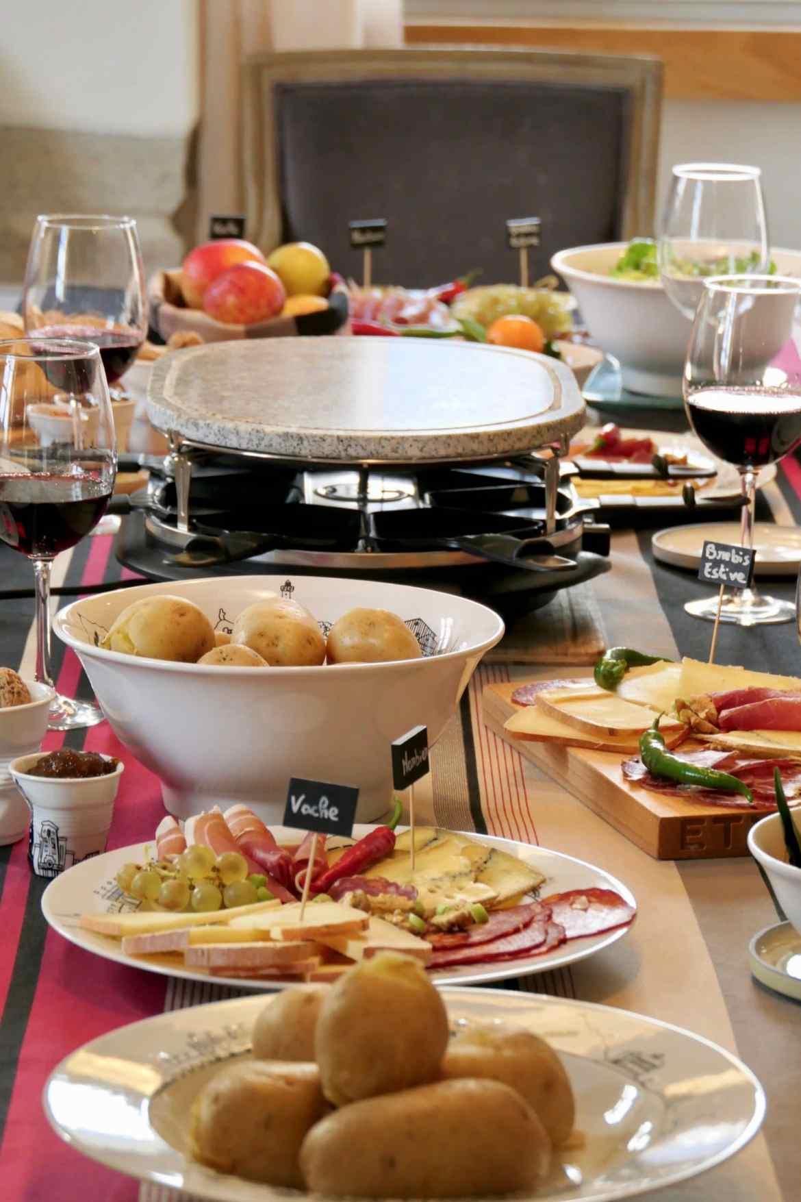 la-raclette-basque-table-recette