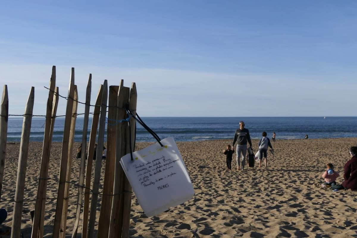 sceaux-plage-propre-du-pays-basque