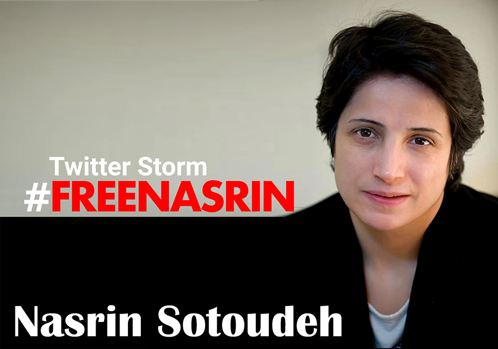Iran Detention Order For Human Rights Lawyer Nasrin Sotoudeh