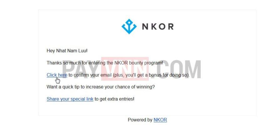 Duty NKOR