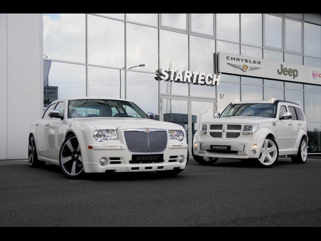 startech-chrysler-300c-2008-wallpaper