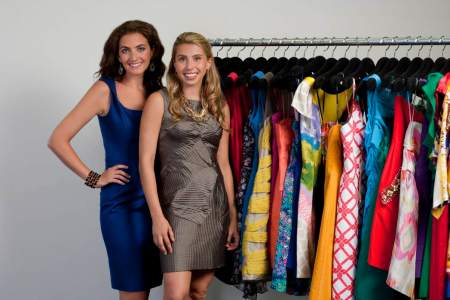 Rent the Runway is an online dress and gown rental company boasting a closet of -- according to their website -- over 50,000 dresses and accessories. It was founded by Harvard Business School section mates Jenn Hyman and Jenny Fleiss.