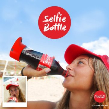 selfie-bottle