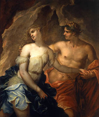 Orfeo y Euridice