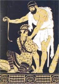 Noveno trabajo de Heracles: Traer el cinturon de Hipolita