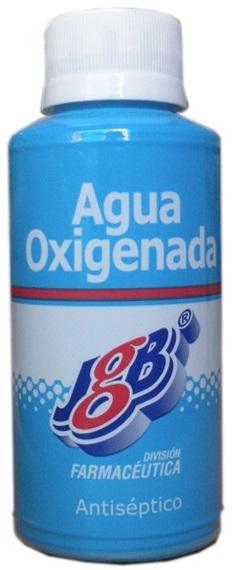 hacer gargaras con agua oxigenada